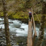 Backpacking North Fork Sol Duc