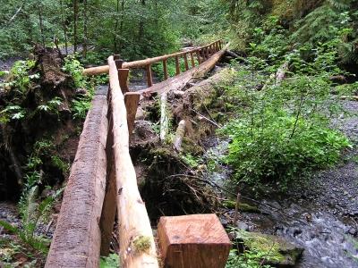 Barnes Creek Bridge