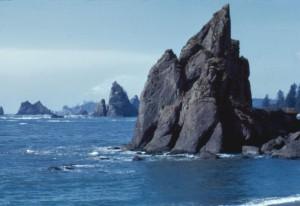 Sea Stack Pillar